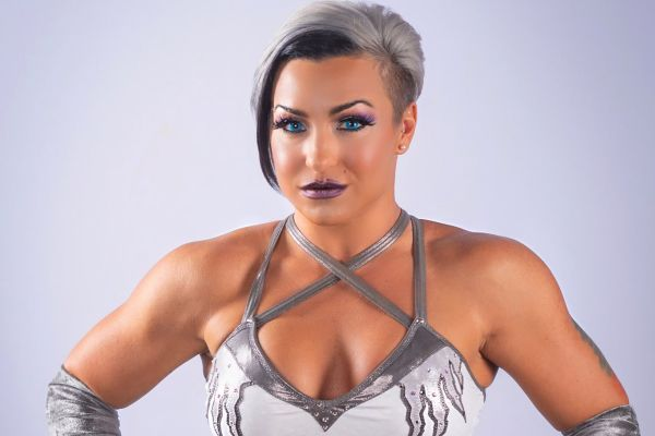 Lady Frost IMPACT Wrestling