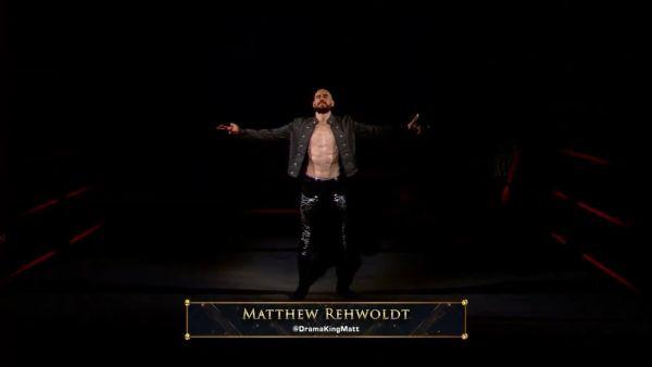 Matthew Rehwoldt IMPACT Wrestling