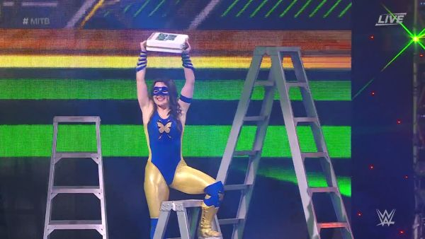 Nikki A.S.H. Money in the Bank