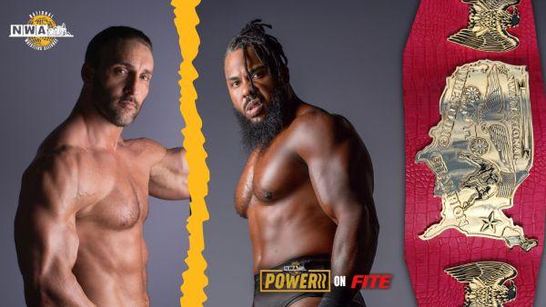NWA Powerrr 7/6/21 Chris Adonis JTG