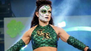 Thunder Rosa IMPACT Wrestling Slammiversary