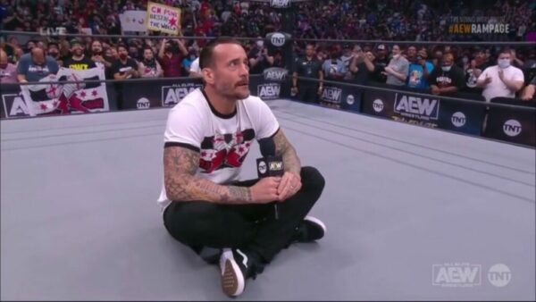 CM Punk returns The First Dance results