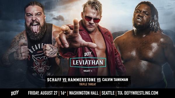 DEFY Wrestling Leviathan