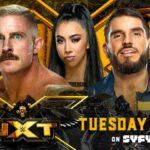 Dexter Lumis vs Johnny Gargano WWE NXT Card WWE NXT Results