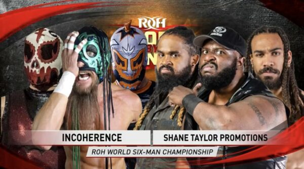 Incoherence to ROH
