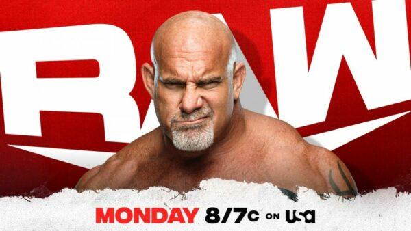Goldberg Return WWE Raw