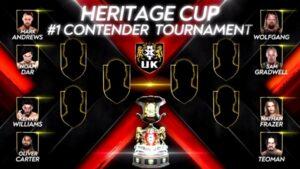 NXT UK Heritage Cup Tournament