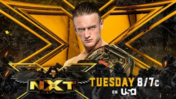 Ilja Dragunov WWE NXT card