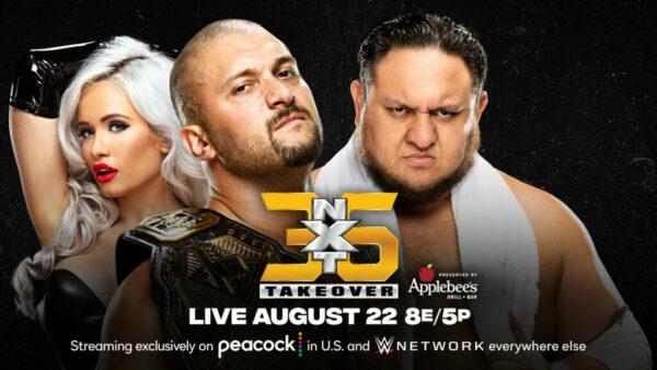 Karrion Kross vs Samoa Joe NXT TakeOver 36 Results