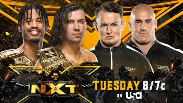 MSK vs Imperium WWE NXT Results
