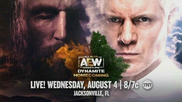 Malakai Black vs Cody Rhodes AEW Homecoming results