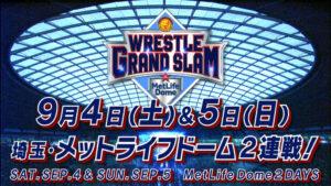 NJPW Wrestle Grand Slam MetLife Dome