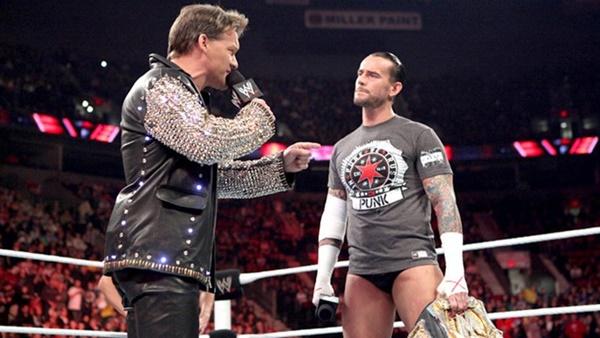 CM Punk and Chris Jericho