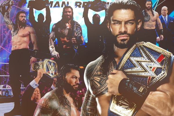 Roman Reigns at 365 Days