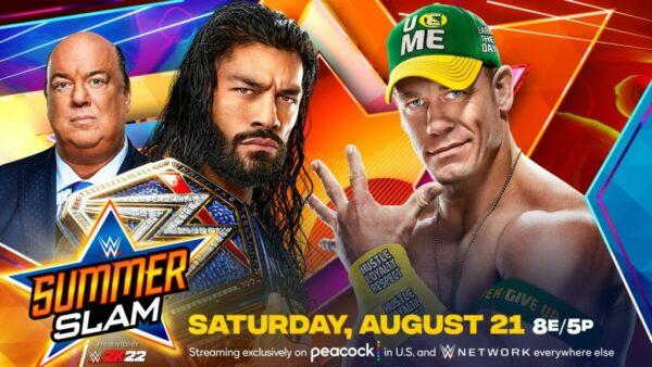 Roman Reigns vs John Cena SummerSlam predictions SummerSlam results