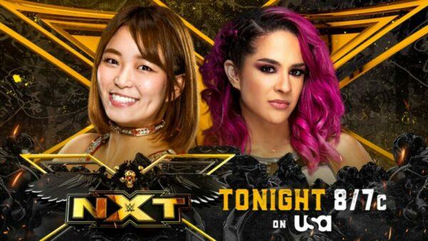 Sarray vs Dakota Kai WWE NXT Results