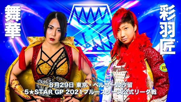 5STAR Grand Prix Card: Takumi Iroha vs Maika