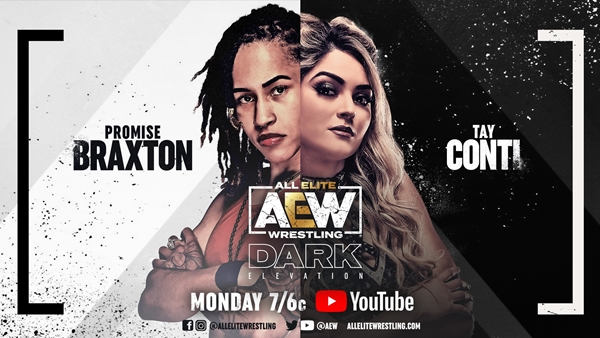 Promise Braxton Returns to take on Tay Conti