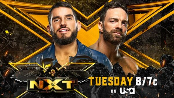 WWE NXT results Johnny Gargano vs. LA Knight