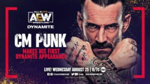 AEW Dynamite Results 8/25/21