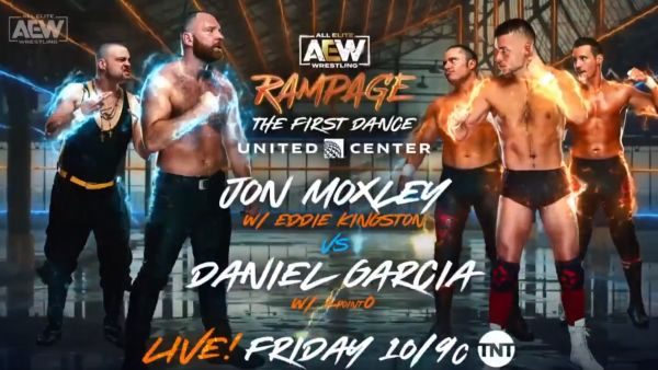 AEW Rampage 8-20-21