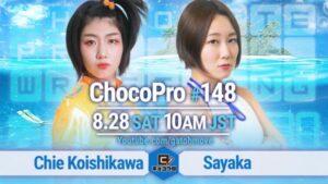 ChocoPro 148