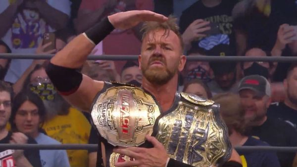 Christian Cage Wins IMPACT World Title