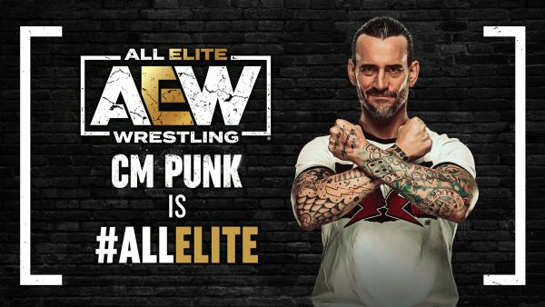 CM Punk AEW Debut