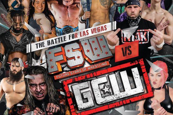 Watch The Battle for Las Vegas: FSW vs GCW 2021 8/21/21