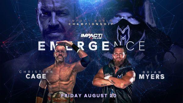 IMPACT Wrestling Emergence 2021