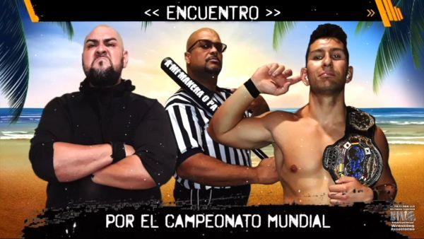 IWA Summer Attitude Richard Holliday Mr Big Savio Vega