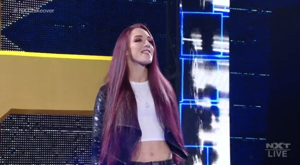 Kay Lee Ray NXT TakeOver 36