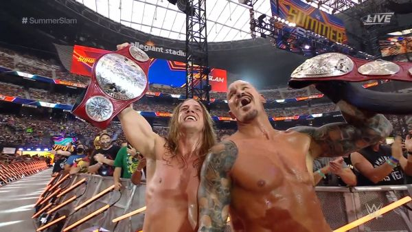 RKBro SummerSlam Raw Tag Team Championship