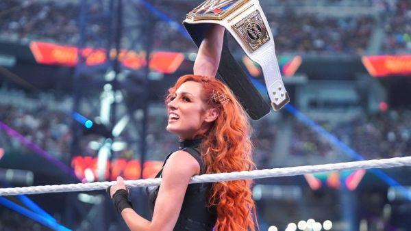 Becky Lynch SmackDown SummerSlam 2021