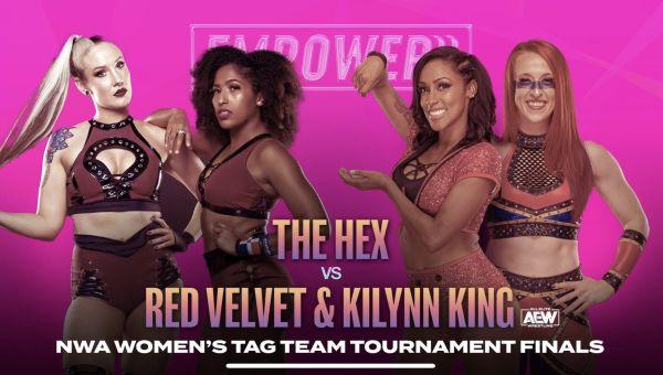 The Hex Red Velvet KiLynn King