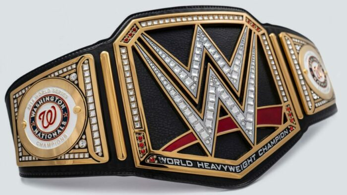 WWE and MLB teaming up to create new replica belts
