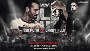 CM Punk vs Darby Allin AEW All Out Results