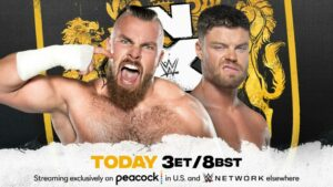 Coffey vs Devlin NXT UK