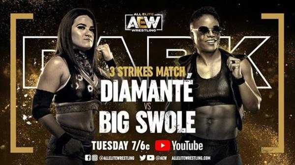 AEW Dark Preview: 3 Strikes Match