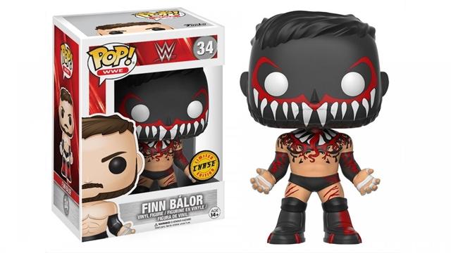 WWE Funko Pops - Finn Balor