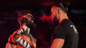 Finn Balor vs Roman Reigns SmackDown Card