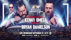 Dynamite Grand Slam - Kenny Omega vs Bryan Danielson / AEW Grand Slam Results