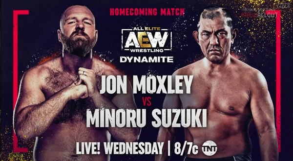 AEW Dynamite All Out Fallout / AEW Dynamite Results