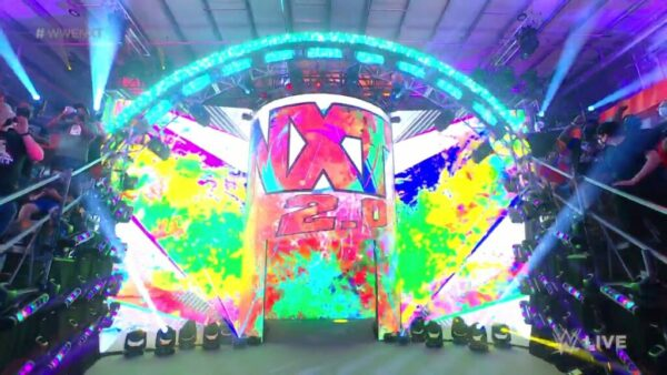 NXT 2.0 stage