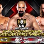 NXT UK Number 1 Contendership Bout