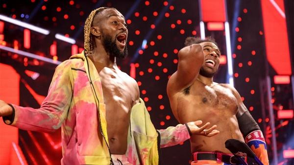 Raw Puts Spotlight on Its Tag Teams
