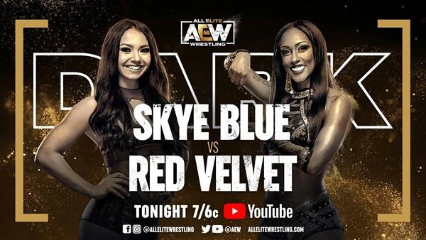 Prelude to All Out Dark Special: Skye Blue vs Red Velvet
