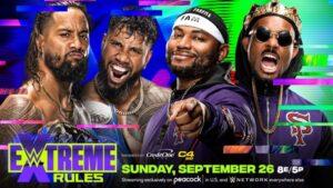 Extreme Rules 2021 - The Usos vs The Street Profits
