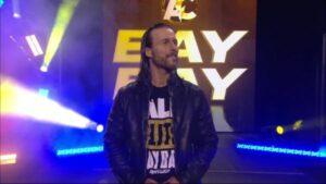 Adam Cole All Elite AEW Debut