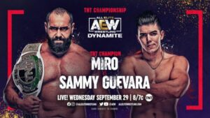 AEW Dynamite Fallout From Grand Slam / AEW Dynamite results